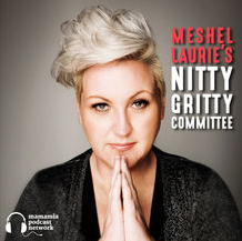 Meshel Laurie podcast